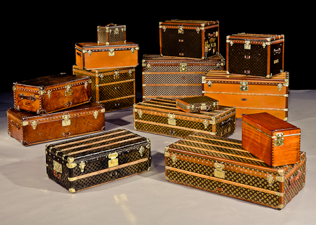 Vintage Luggage and Trunks
